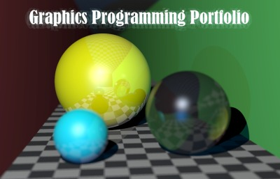 Graphics Programming Portfolio
